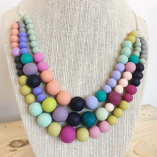 circle brand necklace