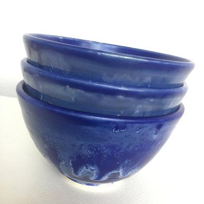 royal blue dipping bowl