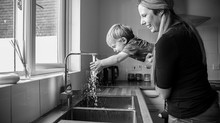 At home with the Sheppard's - Documentary family session