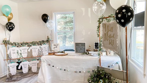 Showing & Glowing event with Sarah Zollo Photography