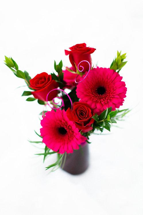 Love Is Sweet Floral Arrangement