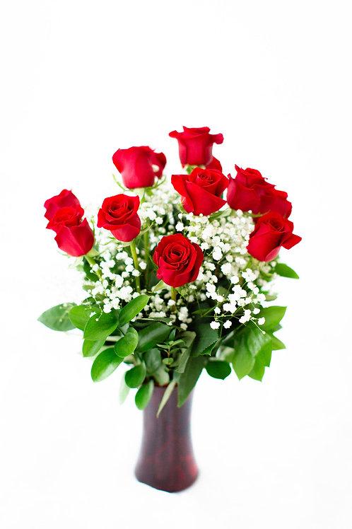 By The Dozen Floral Arrangement