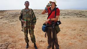 Reportage in Dancalia -Etiopia