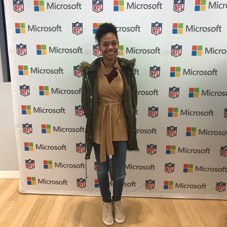 Building Opportunities With Microsoft & The NFL