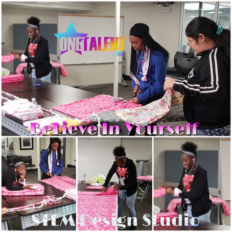 One Talent: STEMSewing Design Lab