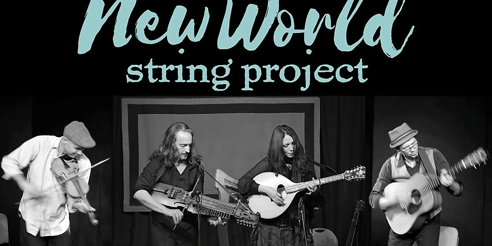 New World String Project House Concert