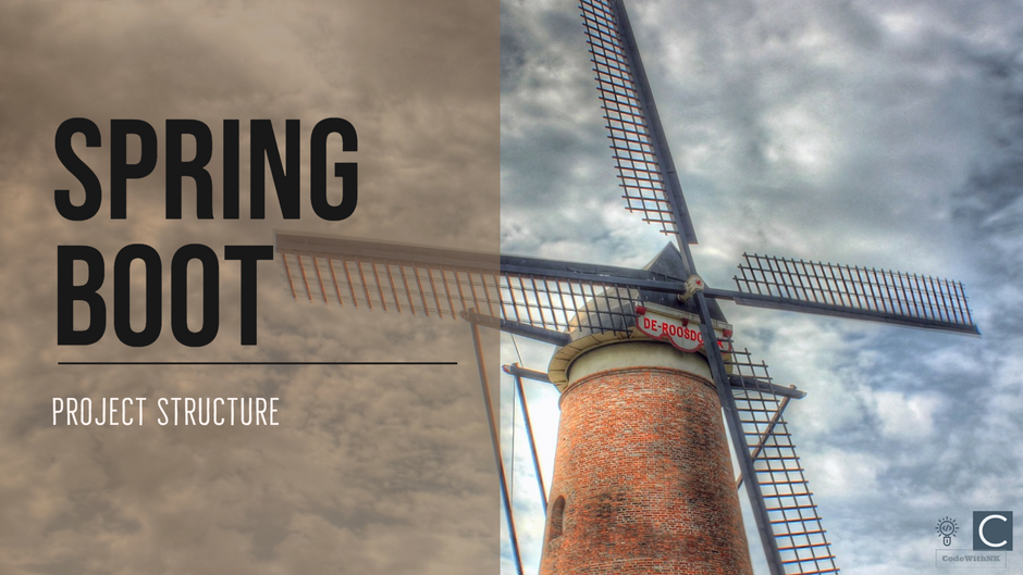 Best  Practices in Spring Boot Project Structure