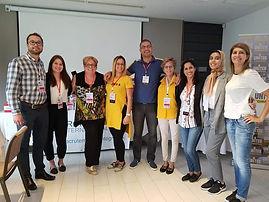 Tunis 2019-10-06 - Aymen Asma Nathalie 0