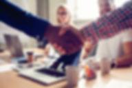 Canva - Business Male Partnership Handsh