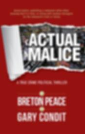 Actual Malice Book