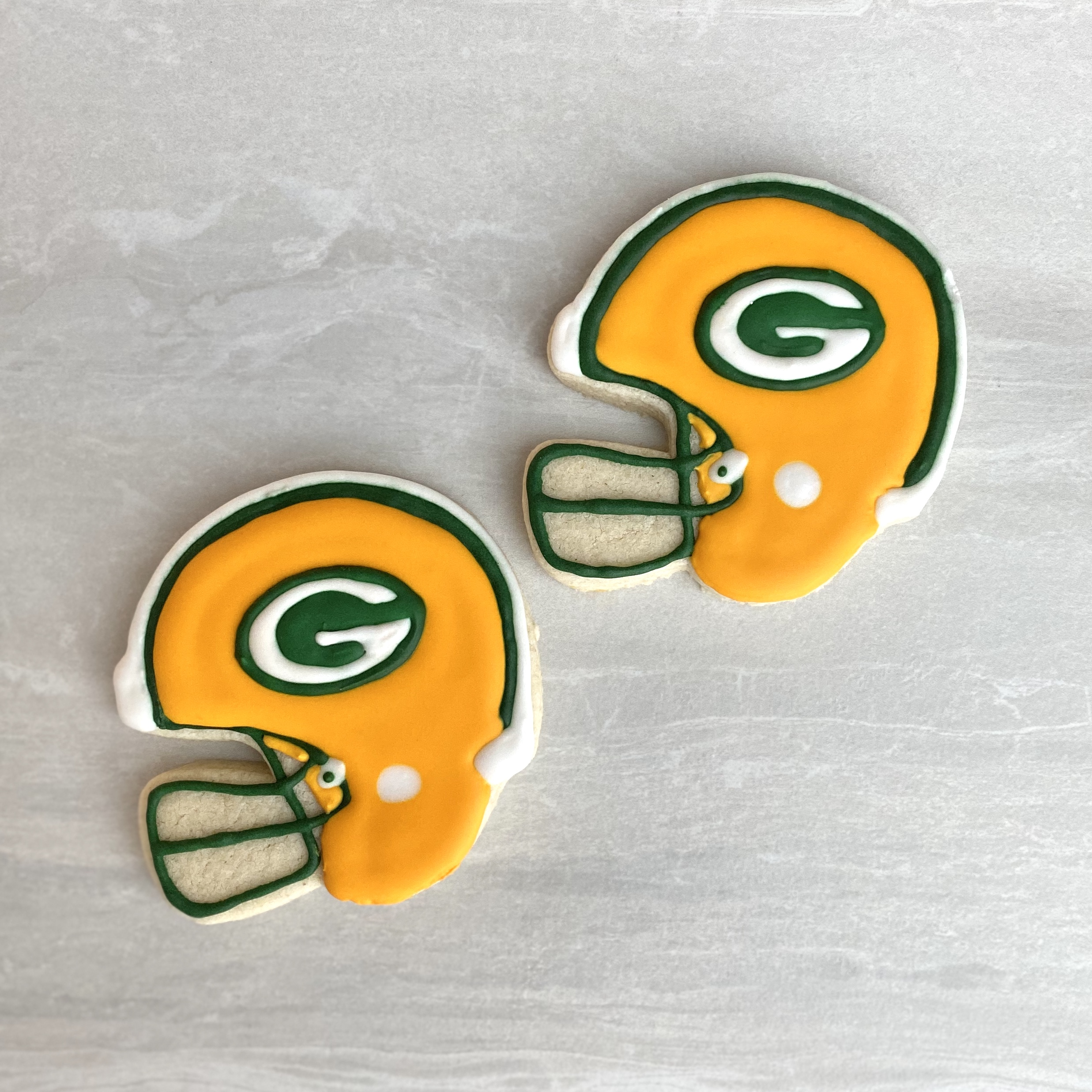 Green Bay Packers Helmets