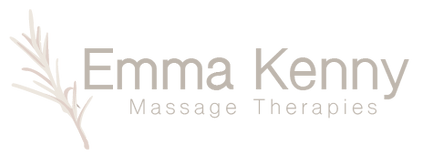 The logo for my site - Emma Kenny Massag