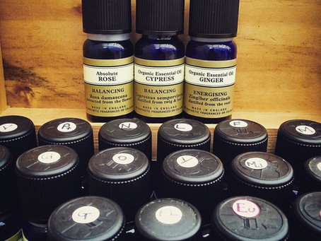 What is an Aromatherapy Blog, exactly?