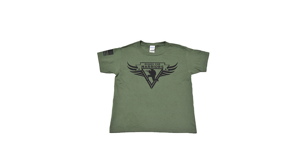 """YOUTH """"SACRIFICE MEANS EVERYTING!"""" - Shirt"""