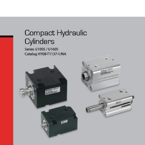 TAYO- Compact Hydraulic Cylinders