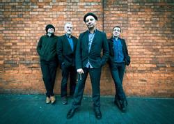 Mark Cherrie Quartet with John Donaldson