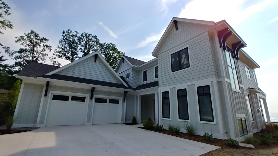 Exterior for Mike Schaap Builders in South Haven, MI