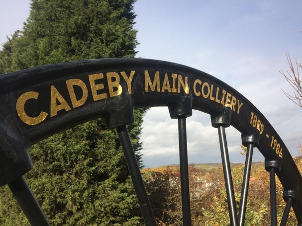 Cadeby Main Colliery 1889 - 1986.
