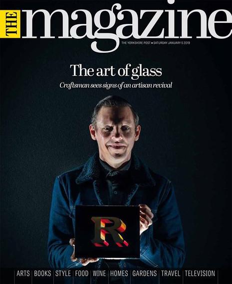 The Yorkshire Post Magazine.