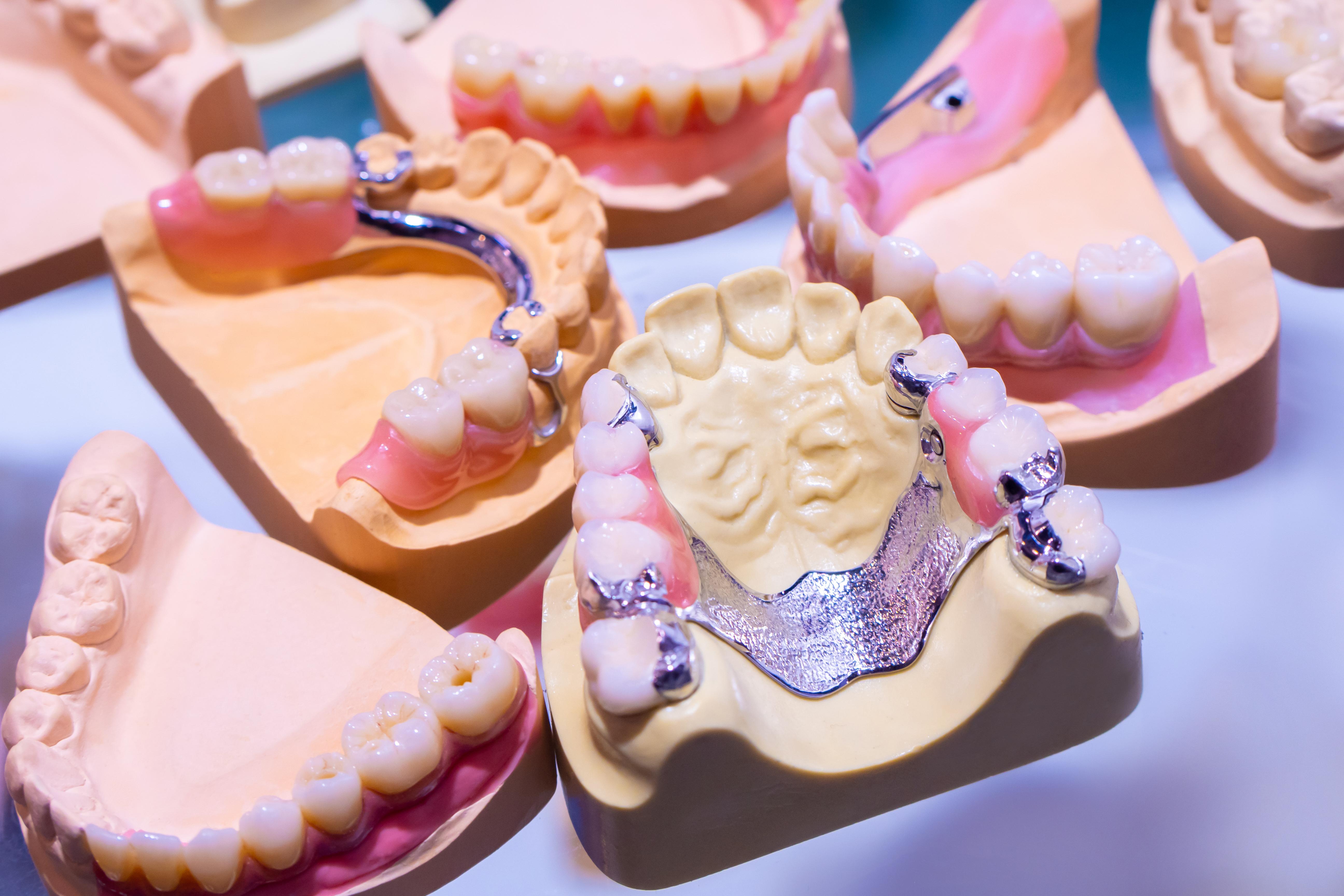 Próteses Dentárias