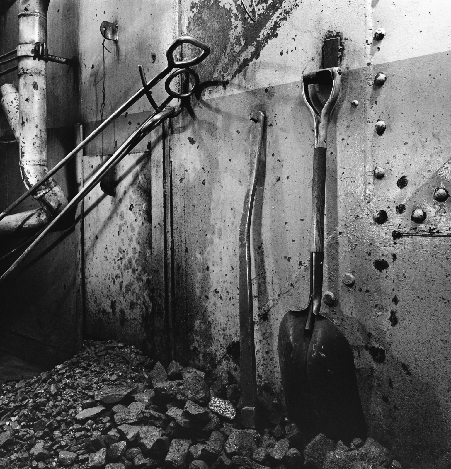 Firehold, Steamer Irvin L. Clymer, 1990 (CWS)