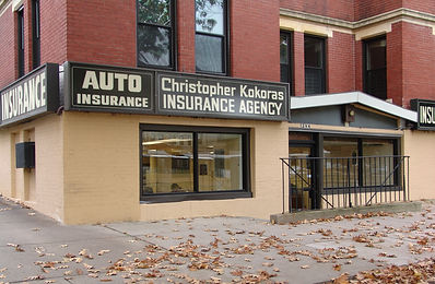 auto insurance agency building boston Christopher Kokoras Insurance