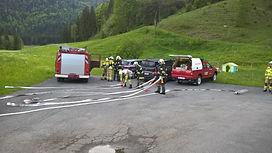 Übung Feuerwehr Schwendt 2017