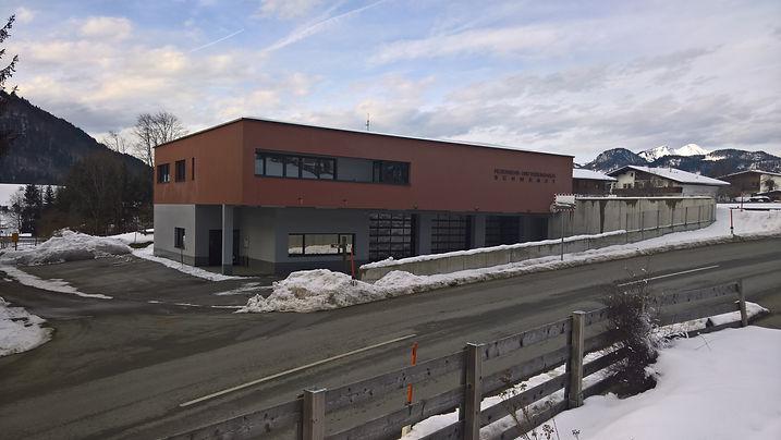 Feuerwehrhaus Schwendt