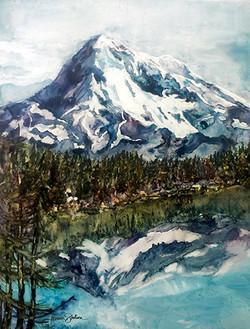 Mt Hood Reflections