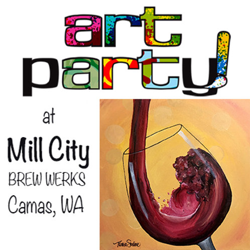 Mill City Brew 3/12 @6-9pm