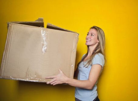 Why Hire a Professional Cleaning Company When You Move Out or Move In