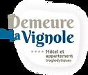 logo Demeure de la Vignole V appartement