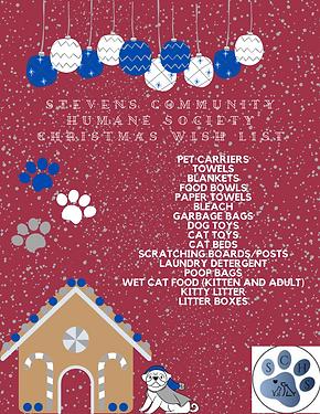 SCHS Christmas Wish List.png