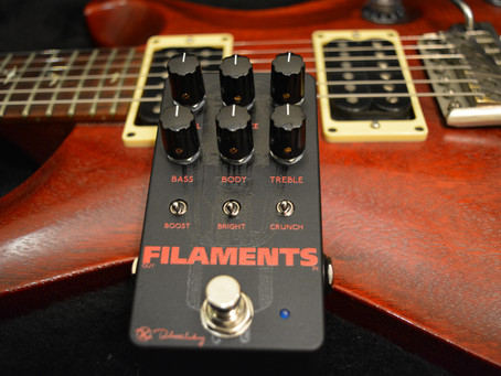 Keeley Filaments - High Gain Madness