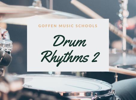 Drum Rhythms 2 - Grade 1-3