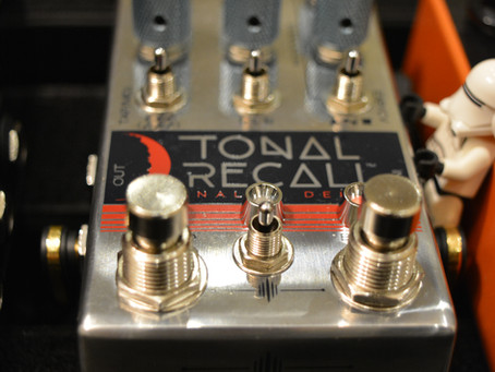Chase Bliss Audio Tonal Recall Review