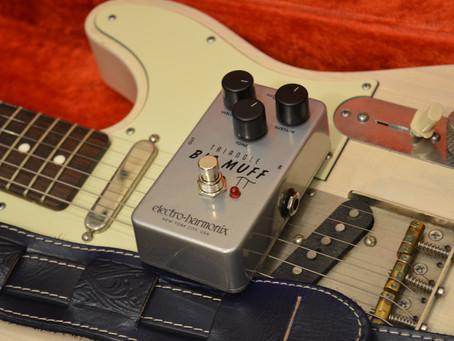 Electro Harmonix Triangle Big Muff Pi Review