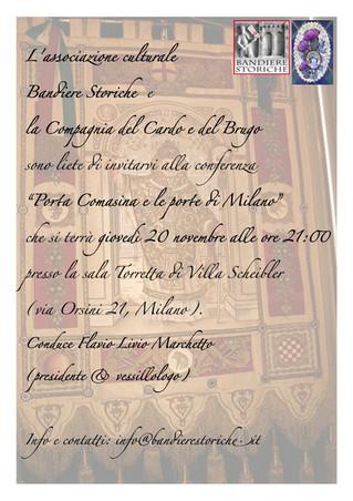 Porta Comasina e le porte di Milano
