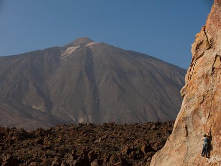 Kletterurlaub auf Teneriffa