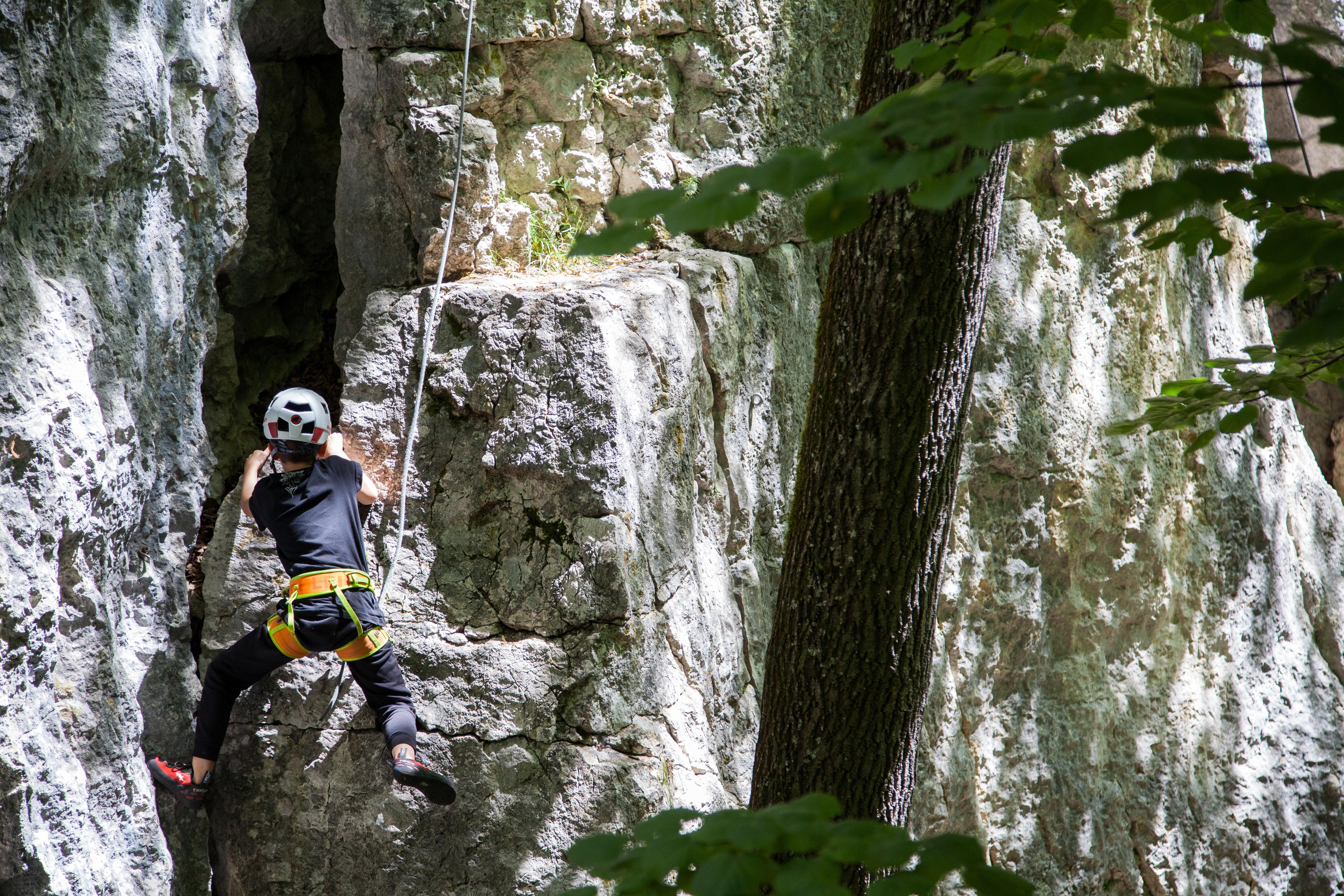 Kids Klettern Sommerferien (Block 2)