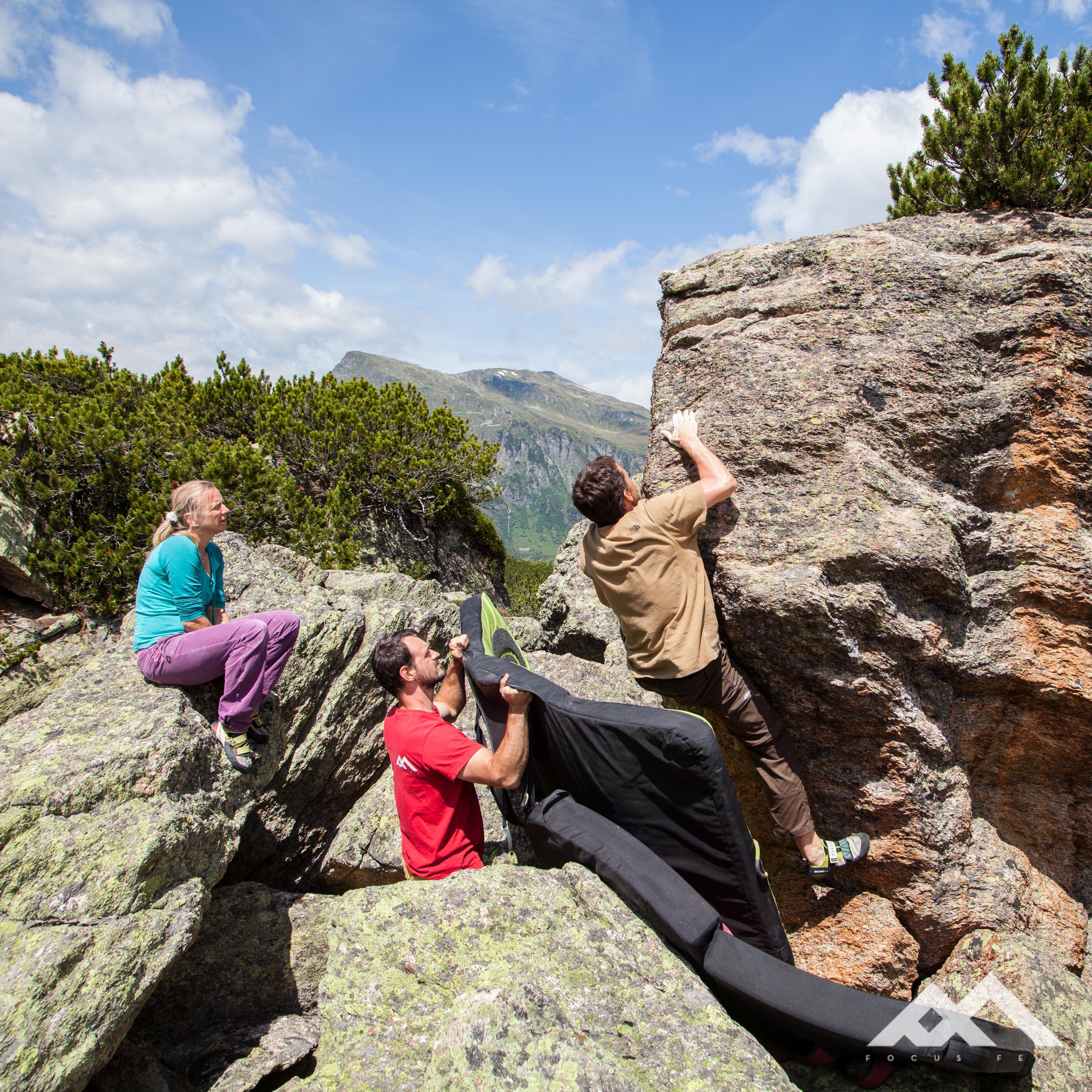 Silvretta Boulder & Genuss Weekend