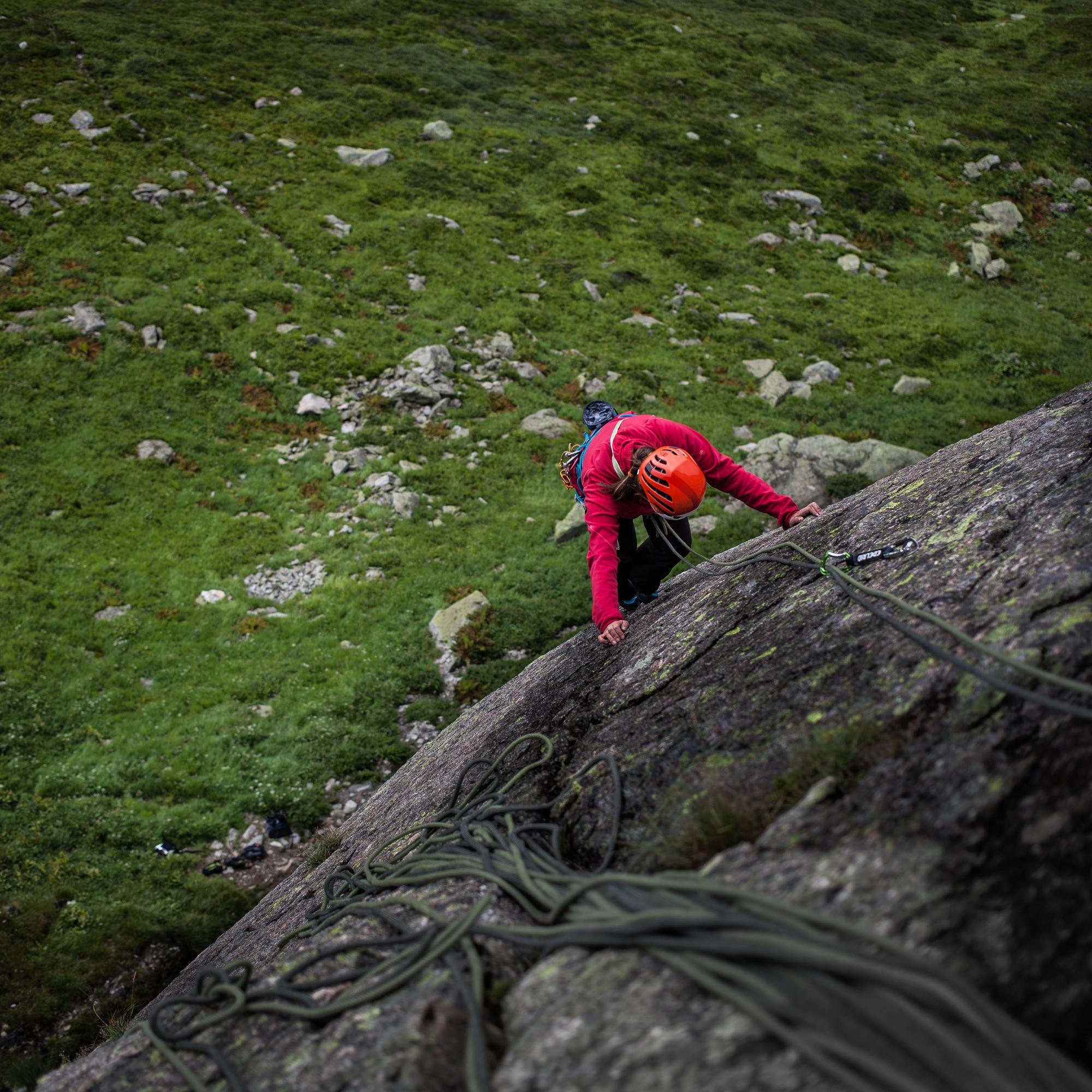 Anfänger Kletterkurs