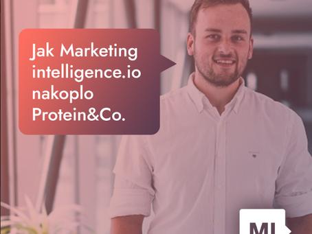 Jak náš datový koncept nakopl Proteinaco.cz