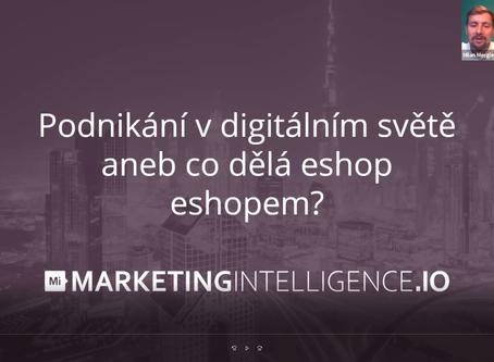 Podnikání v digitálním světě aneb jak pomocí dat získat konkurenční výhodu?