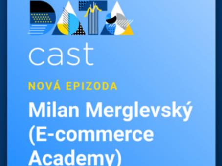 Keboola DataCast s Milanem Merglevským