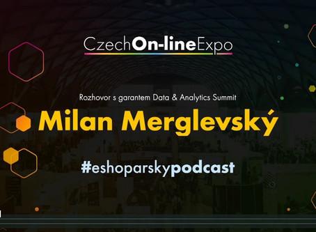 Rozhovor s Honzou Kaliankem o Data & Analytics Summitu (Czechonlineexpo.cz)