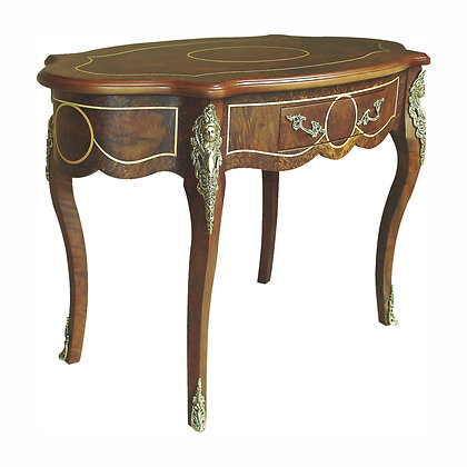 004/007  Centre Table / Console Table 51.18 x 26.77 x 33.46 in