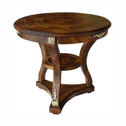 005/085  Side / End Table 33.46 x 33.46 x 31.10 in