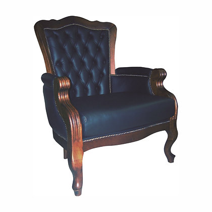 013/072 Accent Chair 31.50 x 31.50 x 41.34 in