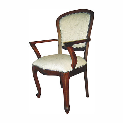 009/041B  Dining ArmChair 24.02 x 19.69 x 39.37 in